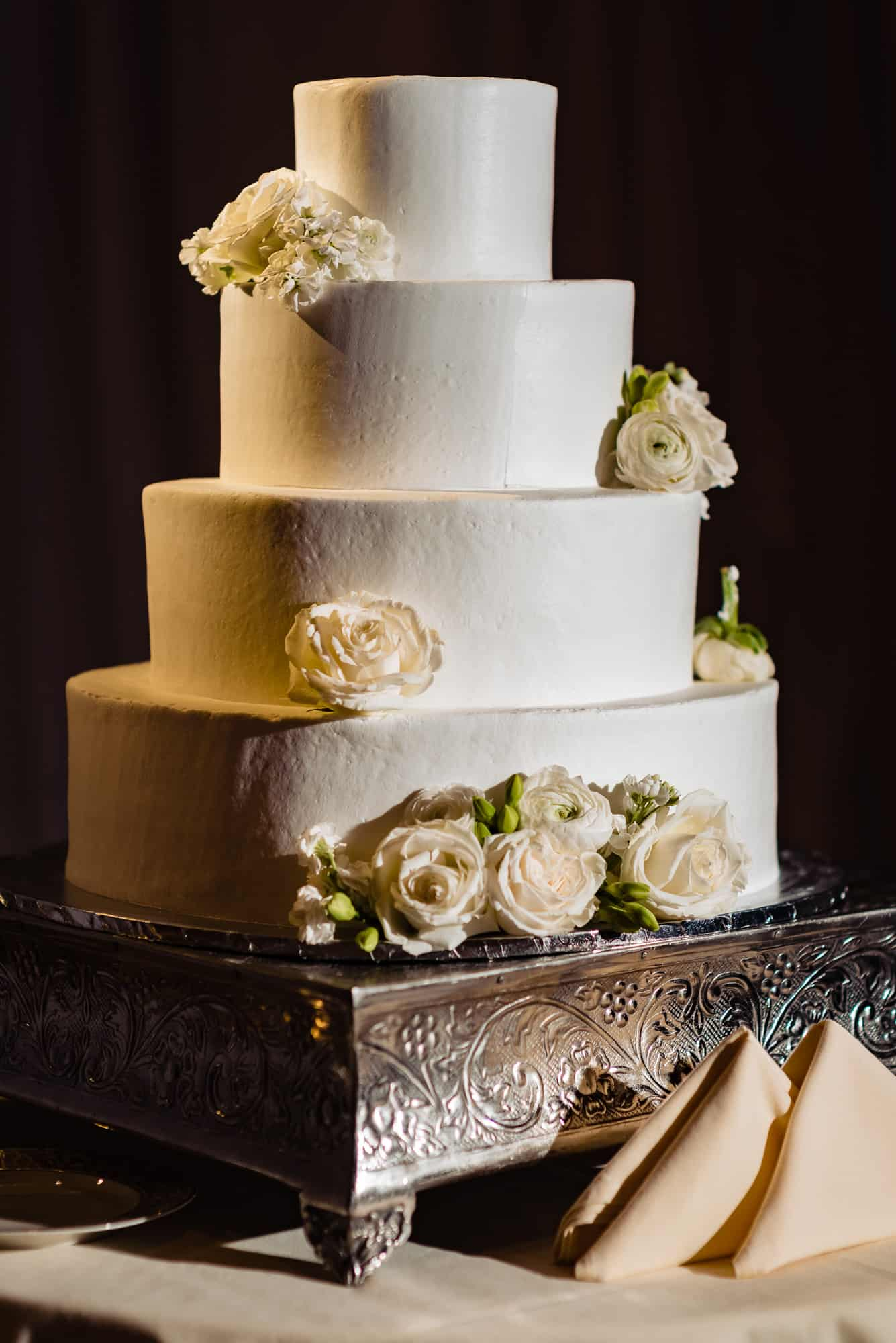 image of Termani Brothers cake at a Union Trust Wedding